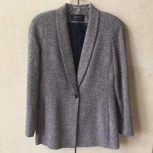 Dana Buchman One Button Jacket